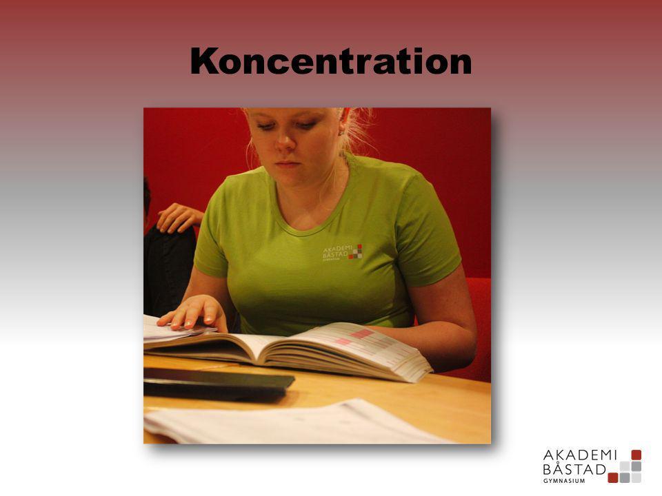 Koncentration