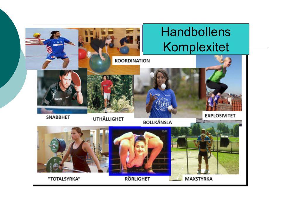 Handbollens Komplexitet