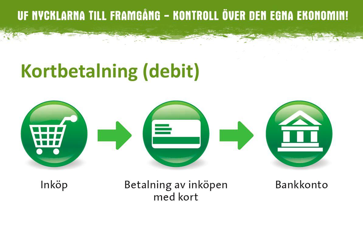 Kortbetalning (debit) 4