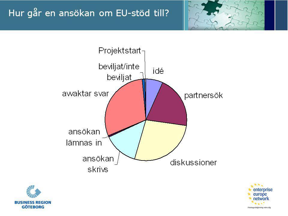 Hur går en ansökan om EU-stöd till?