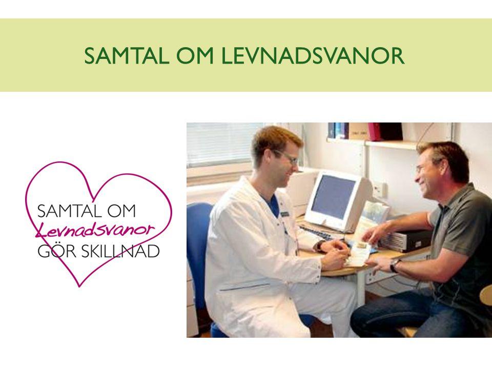 SAMTAL OM LEVNADSVANOR