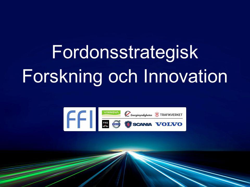 Fordonsstrategisk Forskning och Innovation