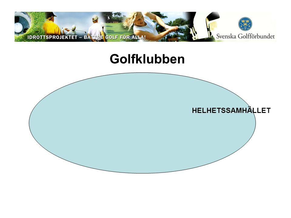 GOLFKLUBB Idrottsrådsledare IDROTTSRÅD