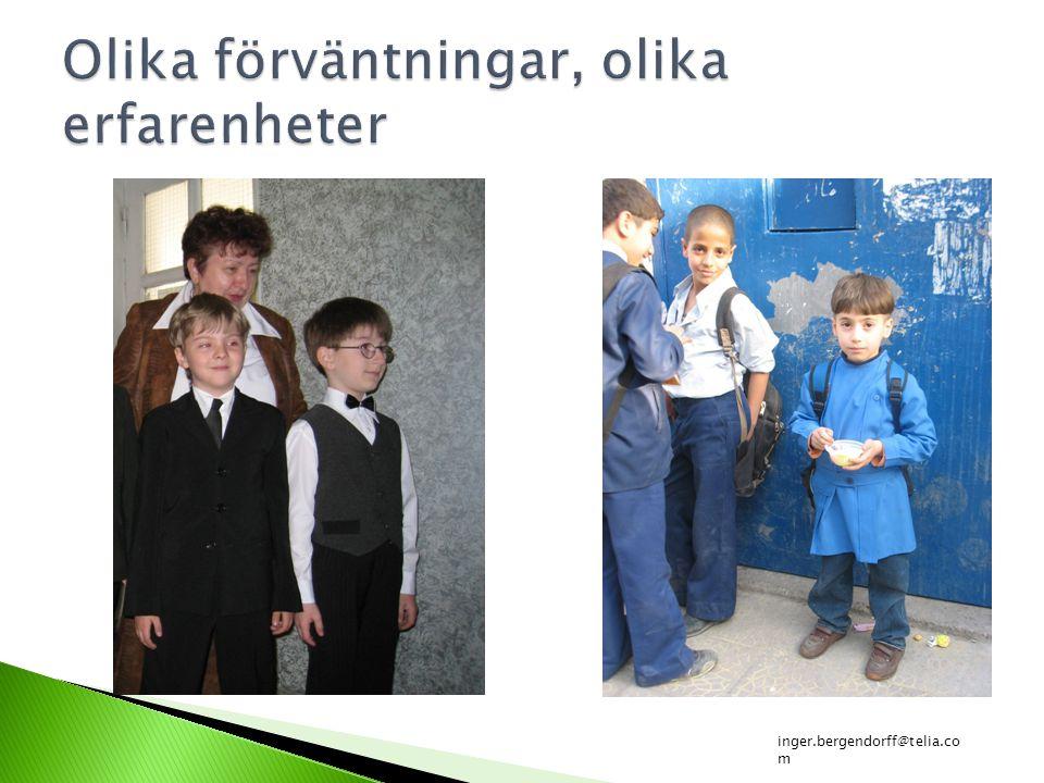 Undervisning på modersmålet kan förhindra negativa effekter på kunskapsutvecklingen så länge andraspråket inte är fullt utvecklat Undervisning i och på modersmålet är viktigt också för att bekräfta de flerspråkiga elevernas bakgrund och identitet.