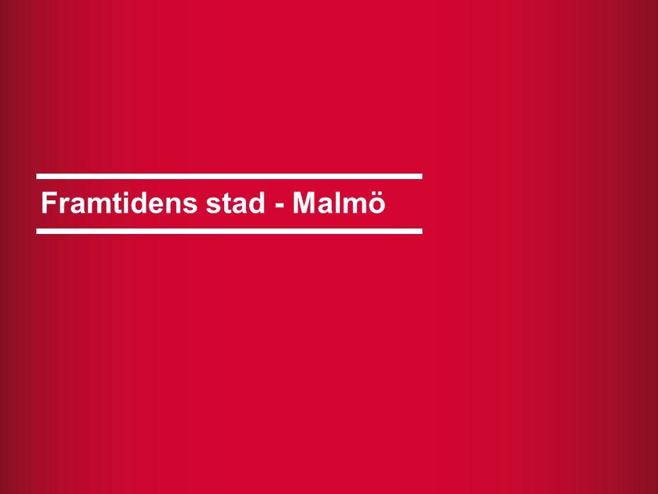 | 18 Framtidens stad - Malmö
