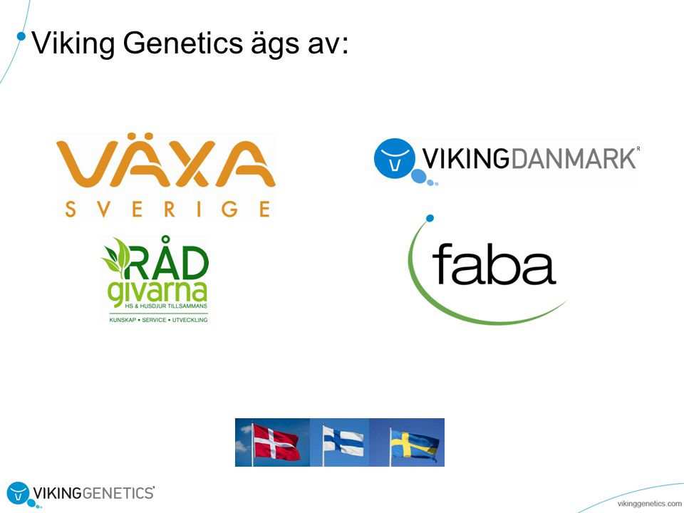 Viking Genetics ägs av: