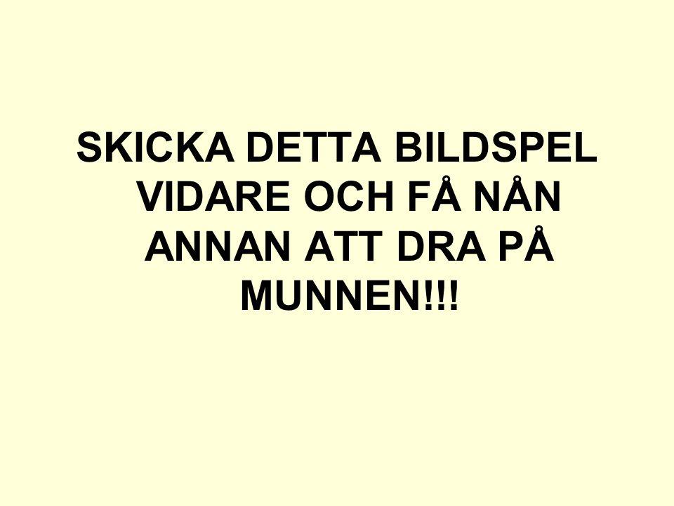 SKICKA DETTA BILDSPEL VIDARE OCH FÅ NÅN ANNAN ATT DRA PÅ MUNNEN!!!