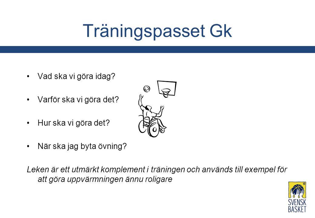 Coachen på träning – Att leda övningar Förklara övningen och dess syfte för spelarna.