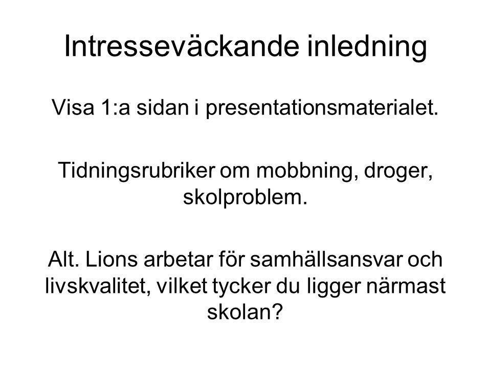 Ja, det tycker jag är en bra idé Men glöm inte att fråga Olle och Birgitta.
