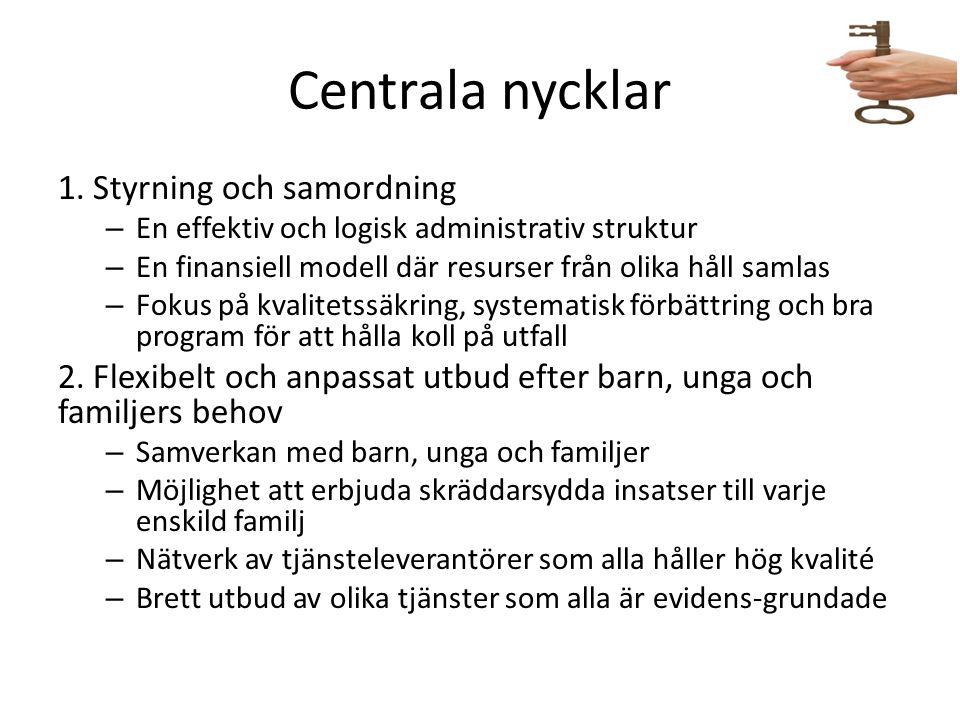 Centrala nycklar 1.