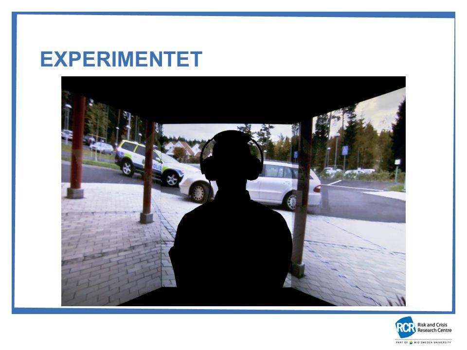 EXPERIMENTET