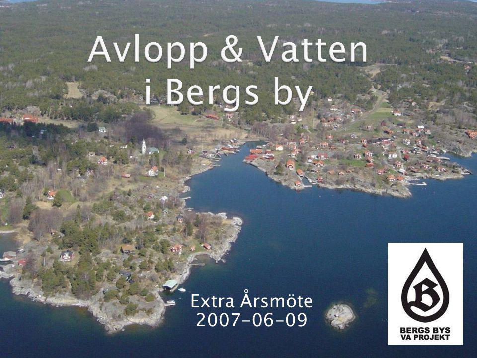 Extra Årsmöte 2007-06-09