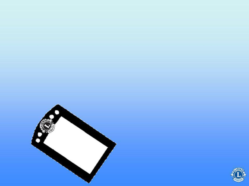 Rapport om klubbens administration Distriktets standardrapport Aktivitetsrapport Medlemsförteckning Rapport om transfermöte Frågor om rapporter Ange de rapporter som sekreteraren måste känna till: Transferrapport Rapport om klubbtjänstemän