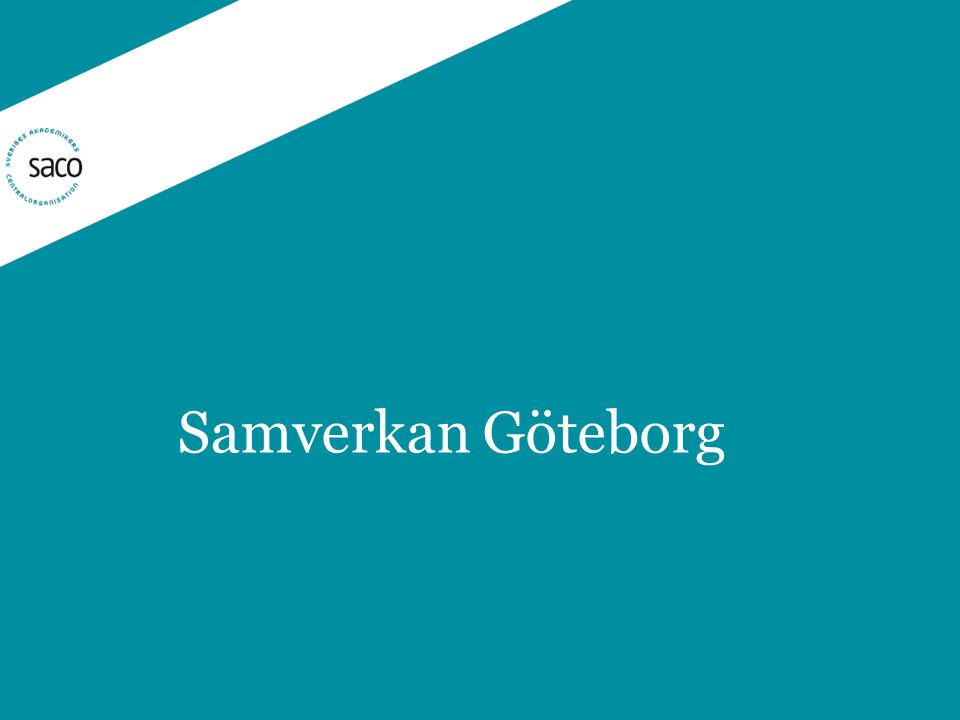 Samverkan Göteborg