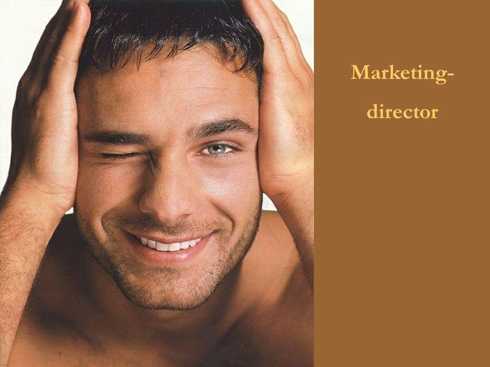 Marketing- director