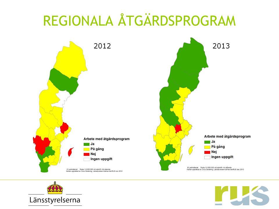 RUS - REGIONAL UTVECKLING OCH SAMVERKAN I MILJÖMÅLSSYSTEMET Samverkansorgan för gemensamma uppgifter i det regionala miljömålsarbetet Styrgrupp med Länsstyrelse, Skogsstyrelsen, Naturvårdsverket, HaV, SKL Uppgifter inom hela miljömålsuppdraget, såväl uppföljning som stöd i åtgärdarbetet, bl.a.