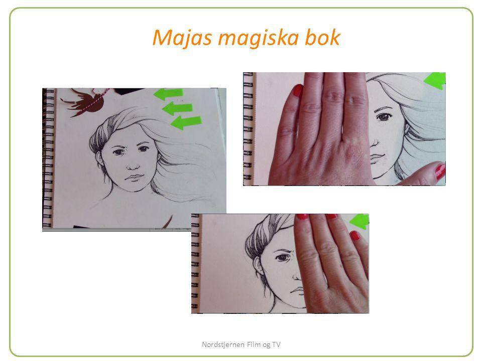 Majas magiska bok Nordstjernen Film og TV