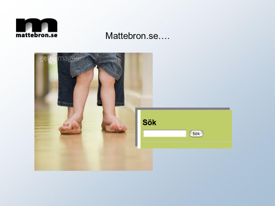 Mattebron.se….