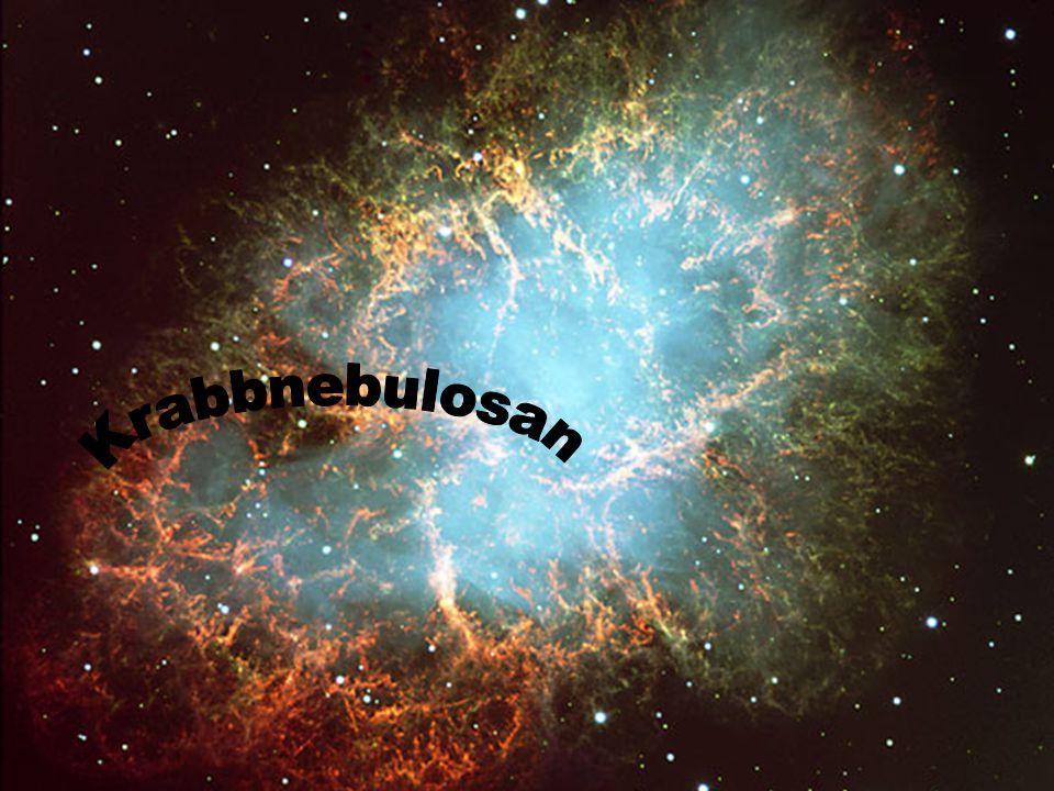 SOLENS FÖDELSE Solen och planeterna bildades i en nebulosa – 4,5 miljarder år sen Materia klumpade ihop sig i nebulosans centrum – solen Materien som inte klumpade ihop sig samlades runt solen m h a gravitationen och bildade planeterna