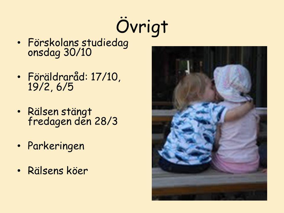 Förskolans blogg https://sites.google.com/a/ralsen.se/snigelnht13vt14/ fornamn.efternamn@ralsen.se