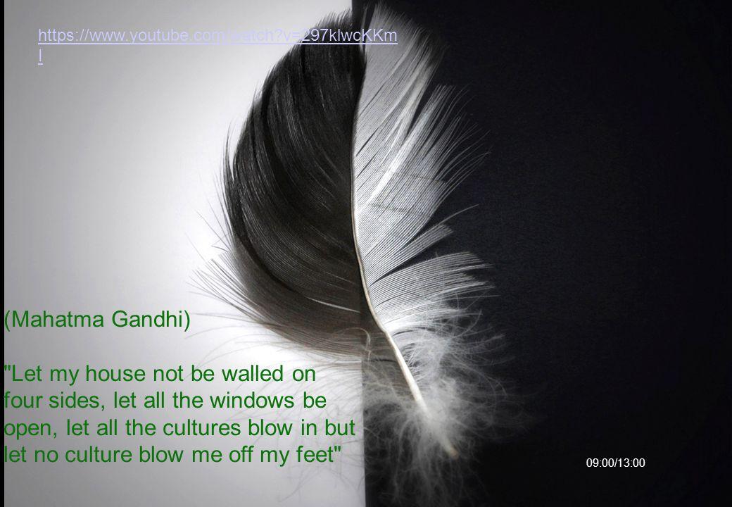 (Mahatma Gandhi)