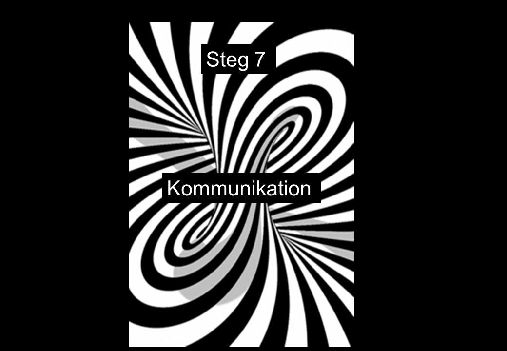 Kommunikation Steg 7