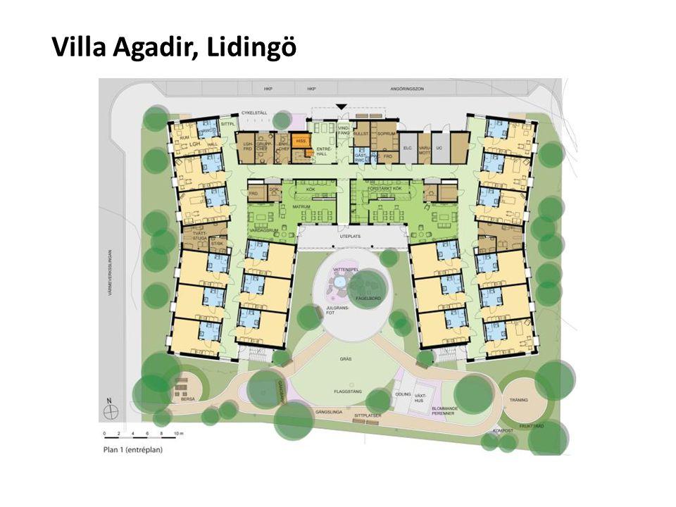Villa Agadir, Lidingö