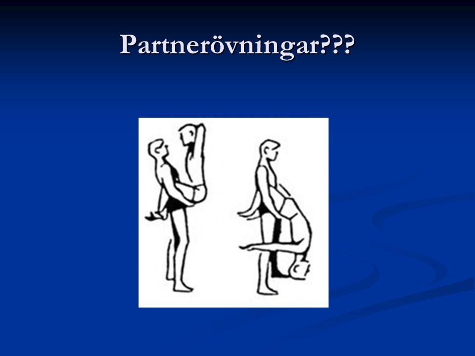 Partnerövningar???
