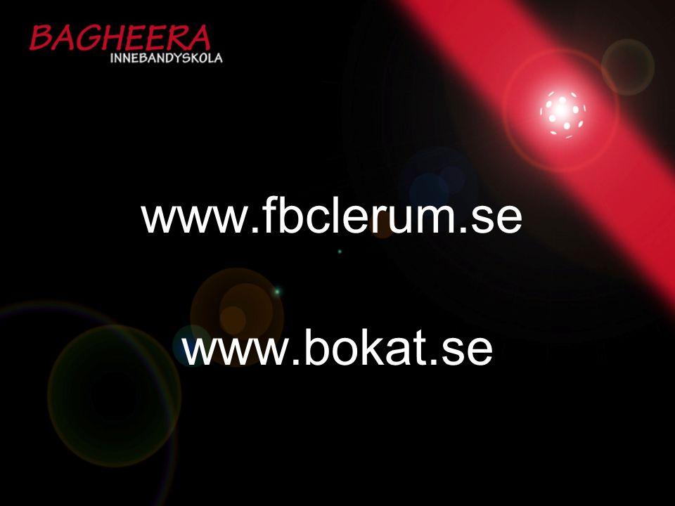 www.bokat.se www.fbclerum.se