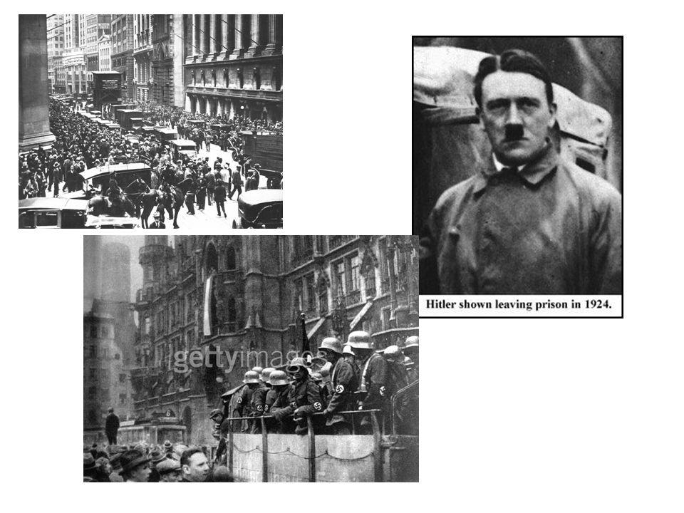 Att göra Berätta om hur Nazisterna gick emot Versaillesfördraget Kunde man lita på Hitler.