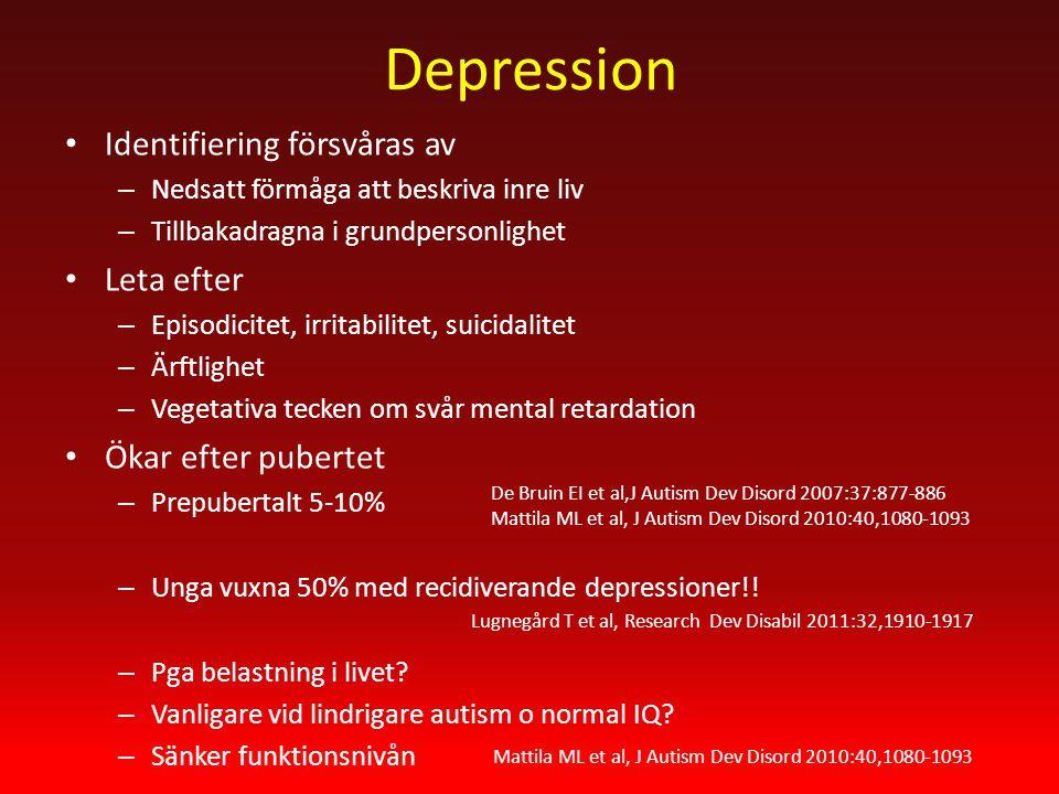 Depression- behandling Psykopedagogisk behandling är basen o grunden – FÖRE både KBT o farmaka Tänk och stöd brett.