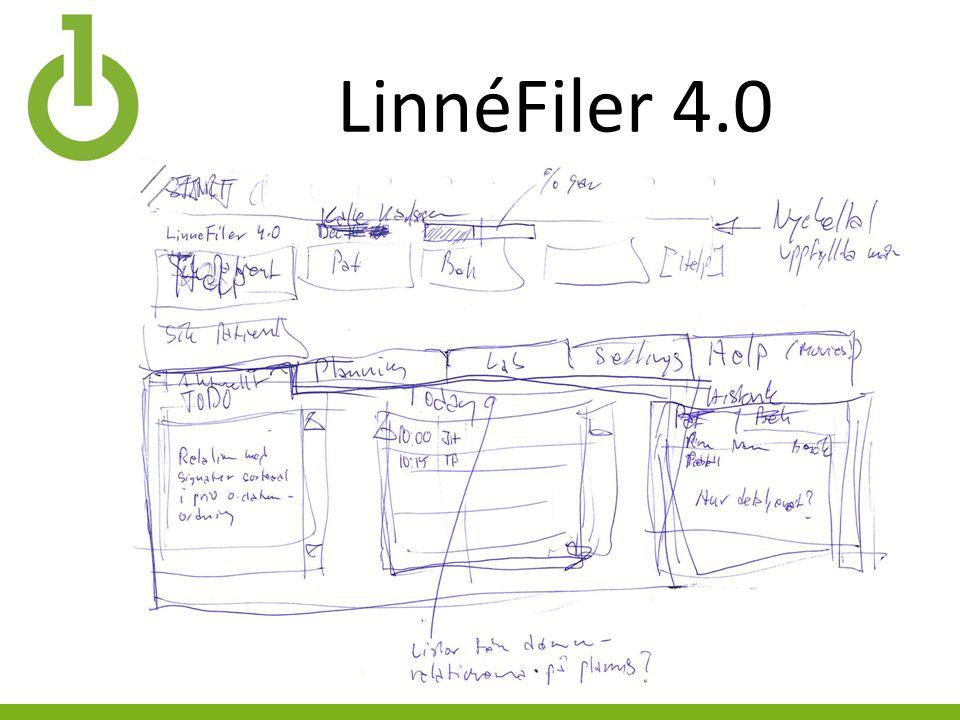LinnéFiler 4.0