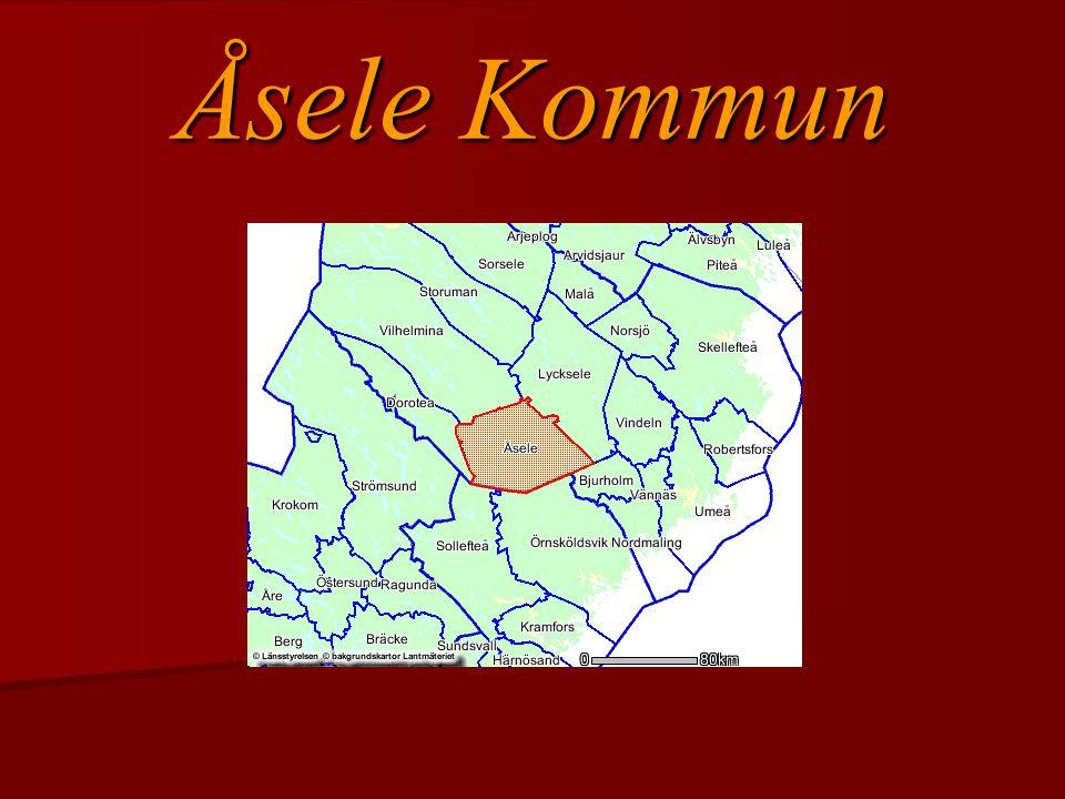 Åsele Kommun