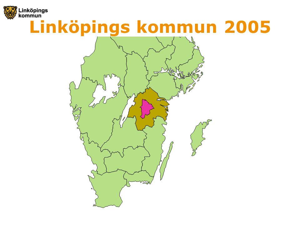 Linköpings kommun 2005