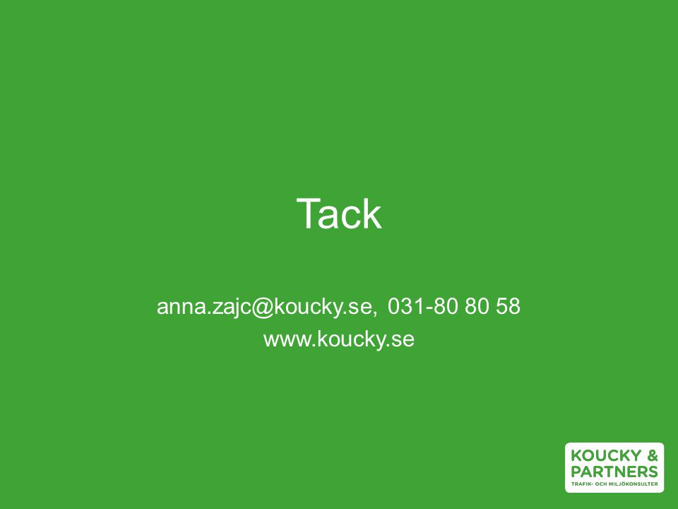 Tack anna.zajc@koucky.se, 031-80 80 58 www.koucky.se