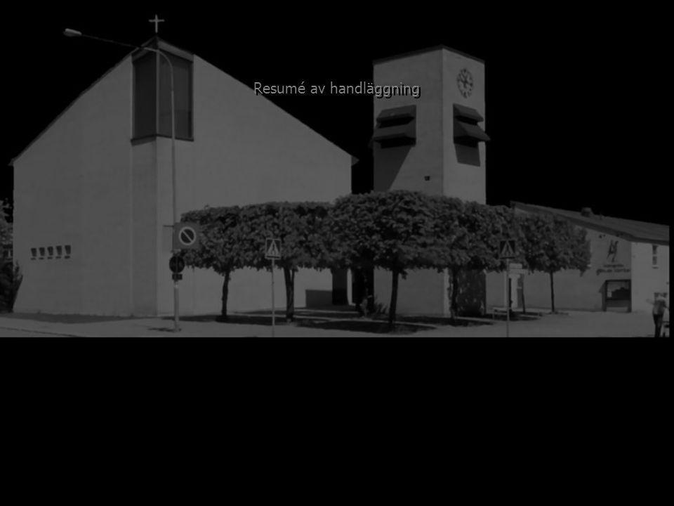 200320042005200620072008 Österåker Östra Ryds församling Kyrkans första ombudstillträde Resumé av handläggning ärende Alf Susaeg./.Österåkers kommun 2003-2008 hos Resumé av handläggning ärende Alf Susaeg./.Österåkers kommun 2003-2008 hos