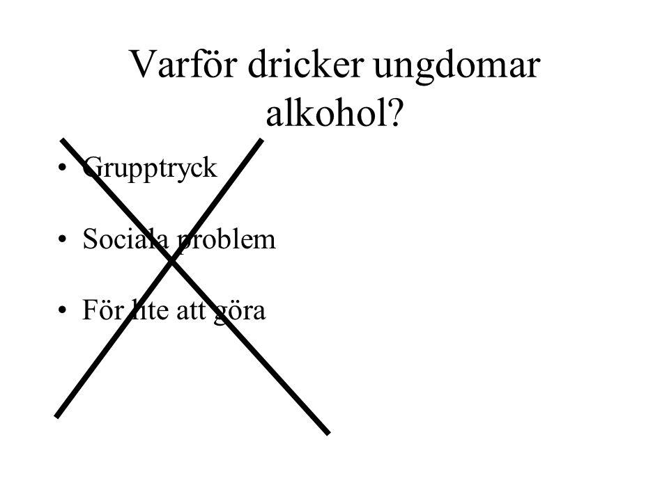 Drogförebyggare Håkan Fransson16 Drogvaneundersökning 2012 Skolkar en gång/månad eller oftare 2003: n=468 b=3 2012: n=379, b=1