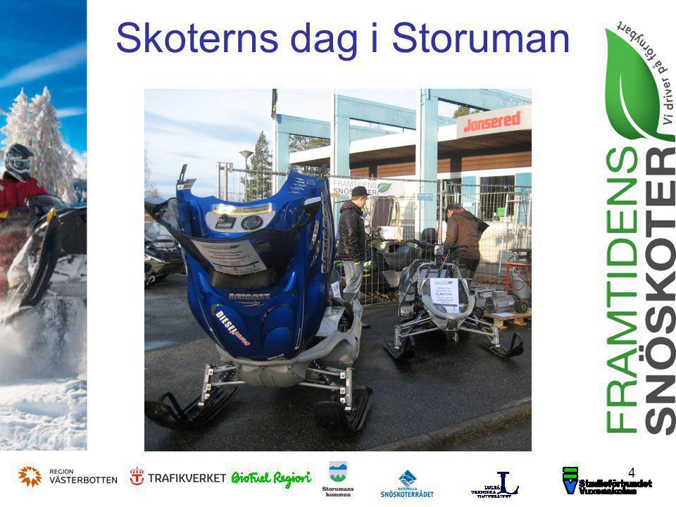 Skoterns dag i Storuman 4 Copyright: Margareta Granström