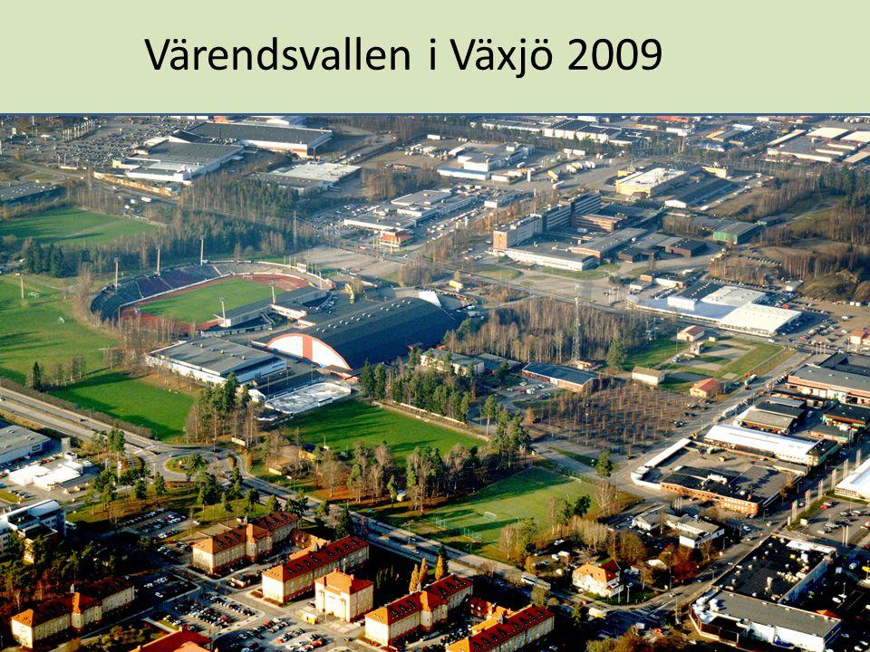 Arenastaden Växjö 2012
