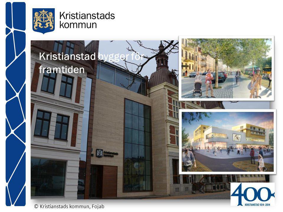 Kristianstad bygger för framtiden © Kristianstads kommun, Fojab