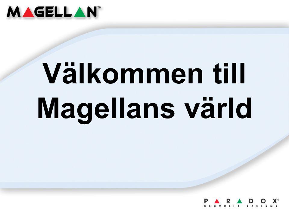 Välkommen till Magellans värld