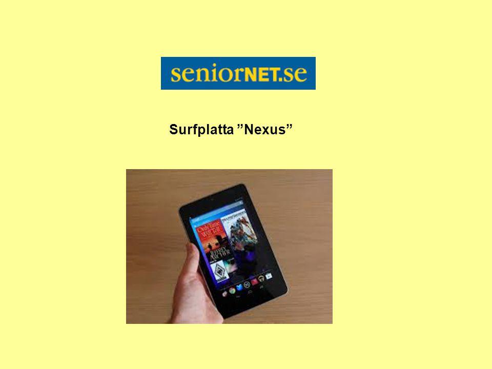 Surfplatta Nexus