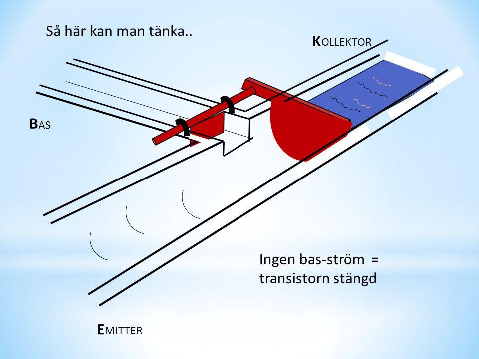 Transistorn räknas som en av största uppfinningarna någonsin.