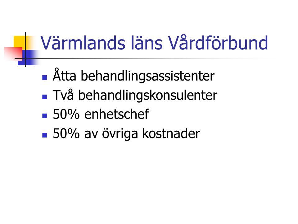 Beroendecentrum Värmland Utredning och kartläggning ASI Sociala färdigheter och förmågor Psykiatriska bedömningar Biomedicinska tester Somatiska bedömningar Bedömning och förslag/vårdplanering