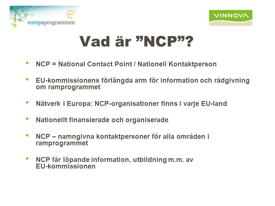 Vad är NCP .