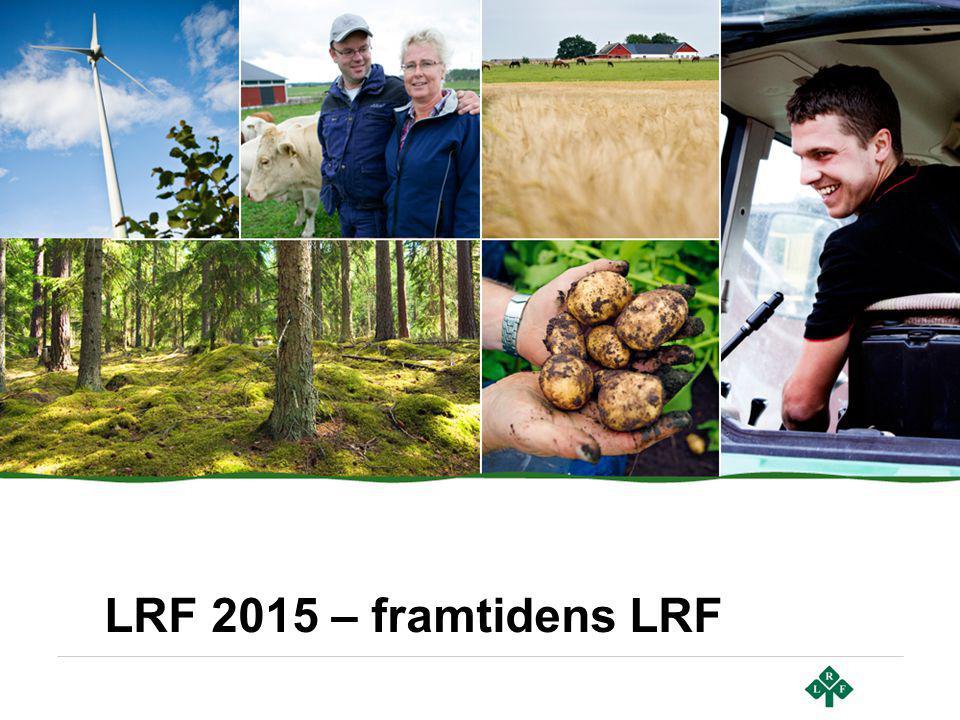 LRF 2015 – framtidens LRF