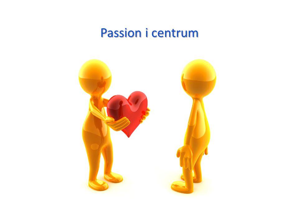 Passion i centrum