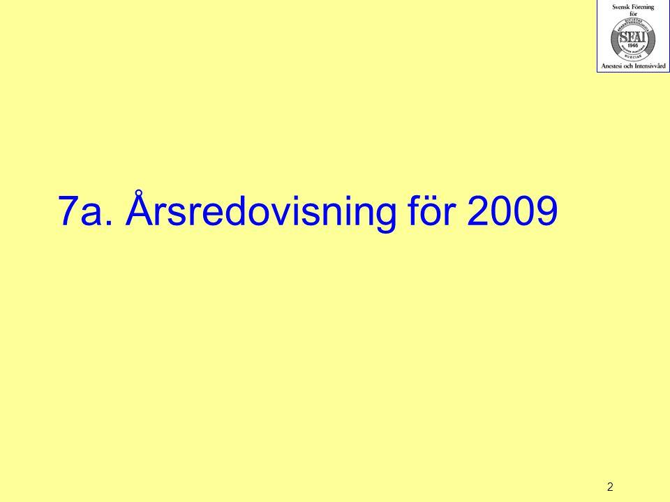 7a. Årsredovisning för 2009 2