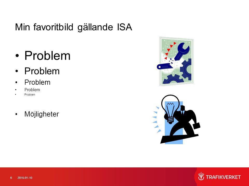 62015-01-10 Min favoritbild gällande ISA Problem Möjligheter