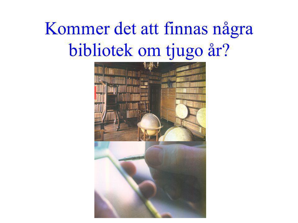 Lokala prioriteringar Bibliotek Kulturskola Arrangörer